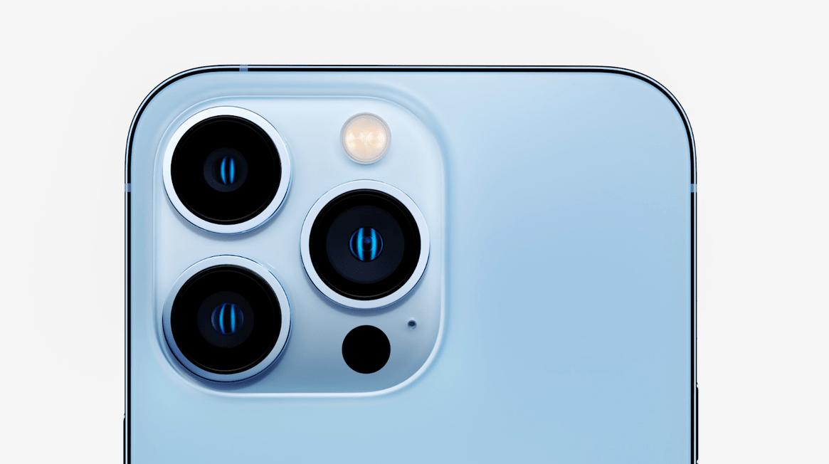 iPhone13カメラ