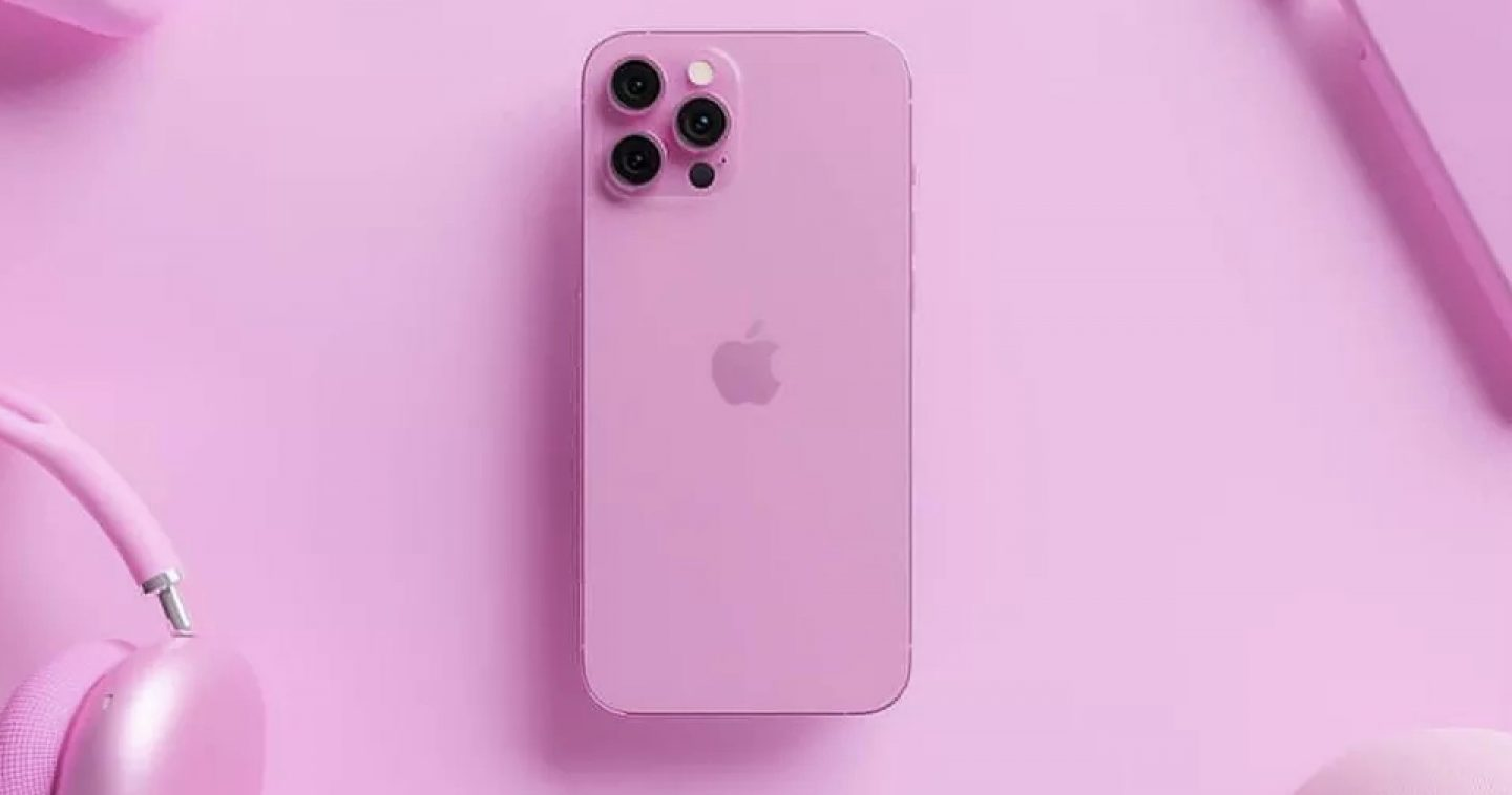 iphone13pink
